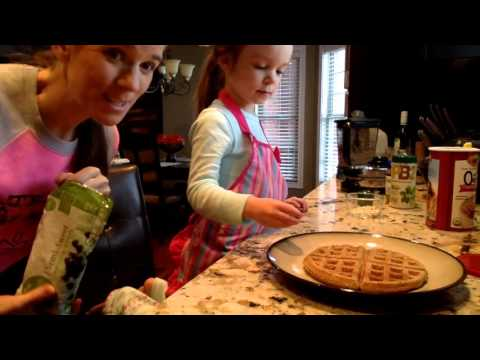 Healthy breakfast recipe great for kids