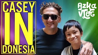 CASEY NEISTAT AND ME AFTER SITTING DOWN  WITH THE PRESIDENT)  no clickbait