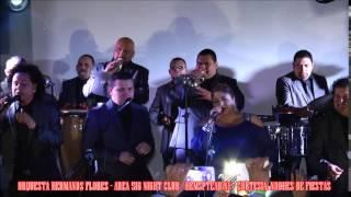 HERMANOS FLORES EN VIVO AREA 516 NIGHT CLUB HEMSPTEAD NEW YORK GIRA 2015