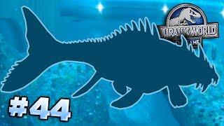 New Aquatic BOSS BATTLE Or Aquatic HYBRIDS!!! || Jurassic World - The Game LAGOON - Ep44 HD