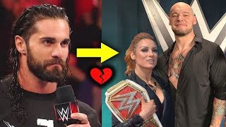 Becky Lynch Breaks Up with Seth Rollins for Baron Corbin? 5 Rumored Storyline Plans for Seth & Becky