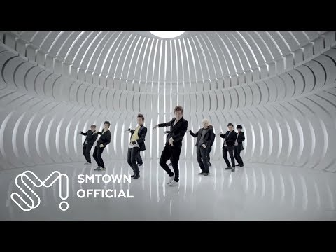 Super Junior _Mr.Simple_MUSICVIDEO