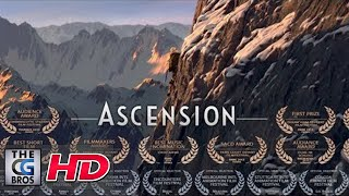 "CGI **Multi-Award Winning** Animated Shorts : ""Ascension"" - by Ascension le Film 