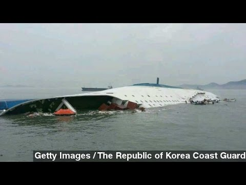 Captain Of Sunken South Korean Ferry Gets 36 Years In Prison