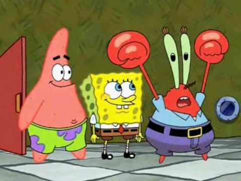 Spongebob-- Hidden Message - YouTube