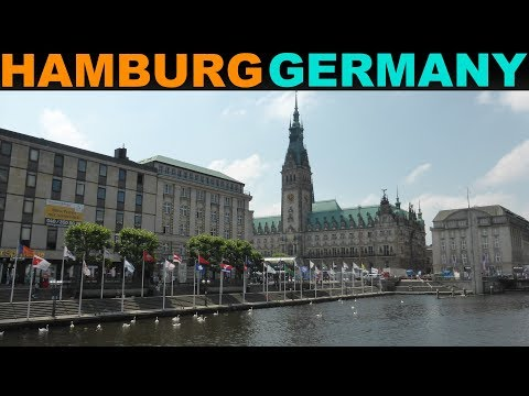 A Tourist's Guide to Hamburg, Germany