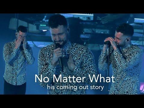 Heartwarming Applause Makes Calum Scott Emotional | No Matter What