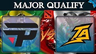 [PT-BR] paiN Gaming vs Thunder Predator - Major Qualify
