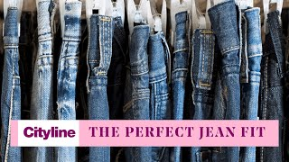 Find the right jeans for your body type