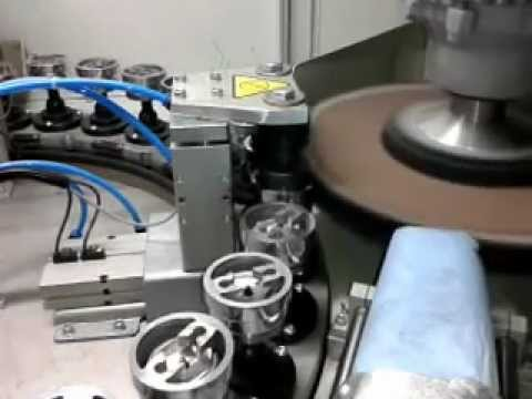 CESEKAŞ MAKİNA aluminyum küpeşte parlatma makinası