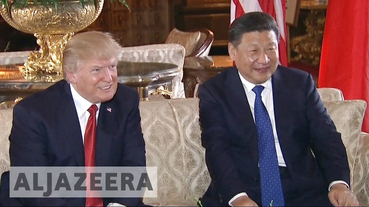 Head to Head - North Korea, trade relations top Trump's agenda in China