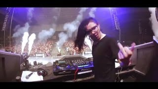Skrillex In Mexico 2013 Live Yellow Claw Kaolo