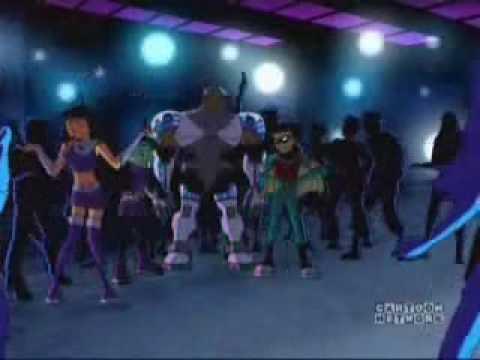 Teen Titans Boom Boom Pow video