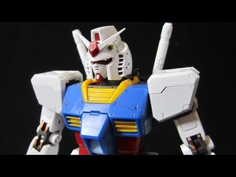 RG Gundam (Part 7: Verdict) Real Grade 1/144 RX-78-2 gunpla review