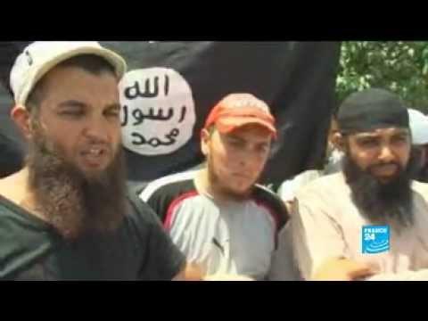 جهاديون تونسيون يقاتلون الأسد في سوريا ...فيديو