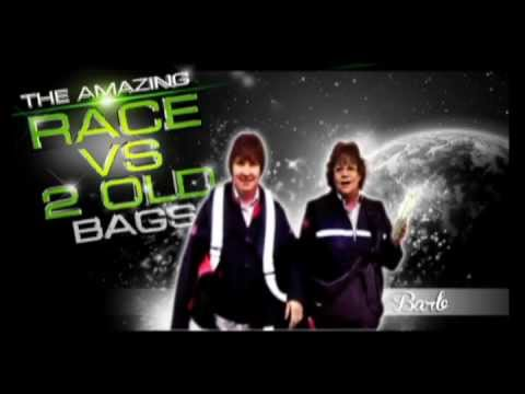 Amazing Race Canada Vs 2 Old Bags!!