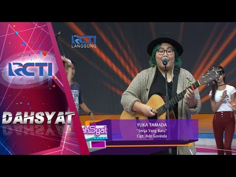 "Download DAHSYAT - Yuka Tamada ""Senja Yang Baru"" 3 NOVEMBER 2017 Mp4 baru"