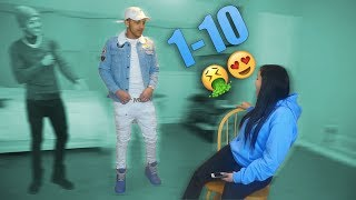 Girlfriend Rates My Outfits From 1-10 🤮-😍