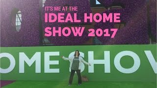 Highlights of the Ideal Home Show 2017 - London