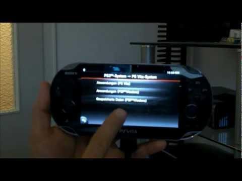 [PSVITA]Unboxing und infos. EVA Case und Tutorial PS3 auf Vita kopieren DEUTSCH