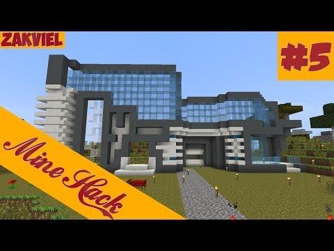 Майнхак - Эпизод 5: Zakviel Redstone Corporation 2.0!