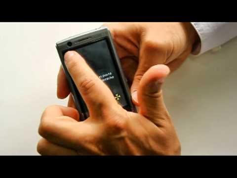 Tutorial Azumi A1: calibrar pantalla