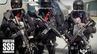 Pakistan Special Forces Strong, Brave, Ready!