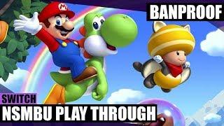 Chill Stream: New Super Mario Bros U