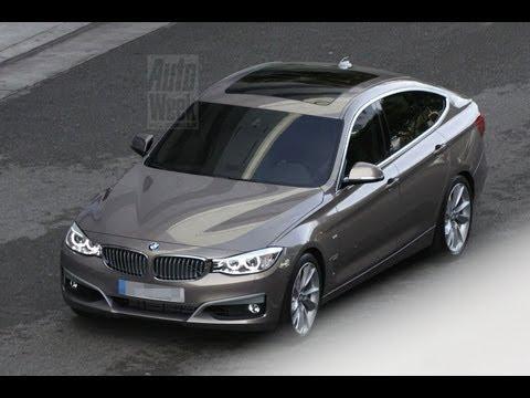 Journaal - BMW 3-serie GT helemaal naakt