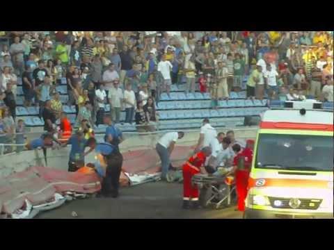 Wypadek Żużel Gorzów 18.08.2012