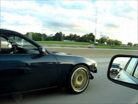 1995 Nissan 240SX S14 turbo