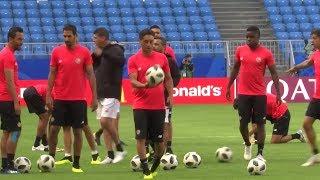 Tin Thể Thao 24h Hôm Nay (7h- 17/6): Costa Rica & Serbia Chuẩn Bị Cho Trận Mở Màn tại World Cup 2018