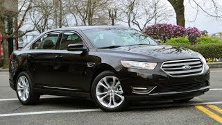 Ford Taurus 2018 Car Review