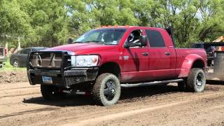 Truck Pull #0 - Test and Tune - United Pullers