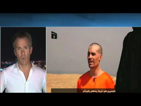 James Foley beheading   American journalist beheaded by ISIS militants