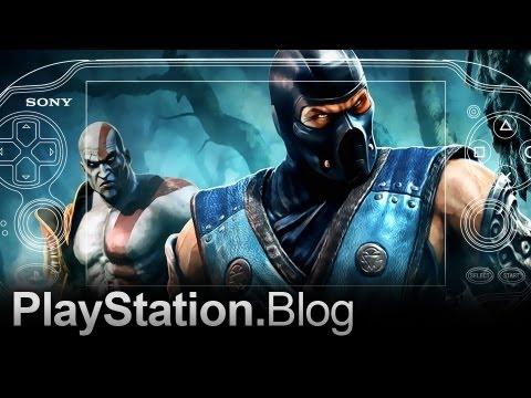 Mortal Kombat on PlayStation Vita
