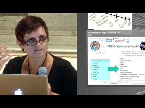 NSA Leaks, History & Context, Sarah Hogarth