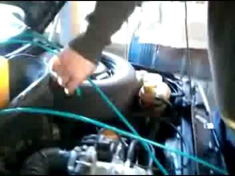 Carro movido a AGUA, Gerador de Hidrogenio  funcionando uno 1.0 2001