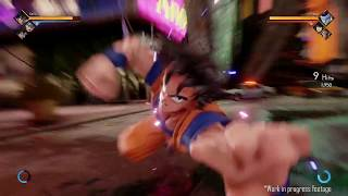 JUMP FORCE gameplay Full HD E3 2018   Nuevo juego de peleas anime
