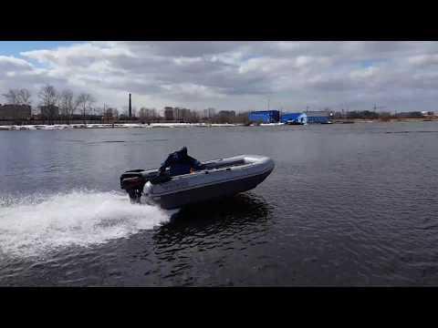 лодка флагман 350 видео обзор