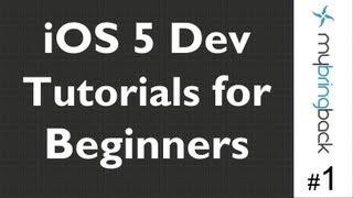 Learn Xcode 4.2 Tutorial iOS iPad iPhone Apps