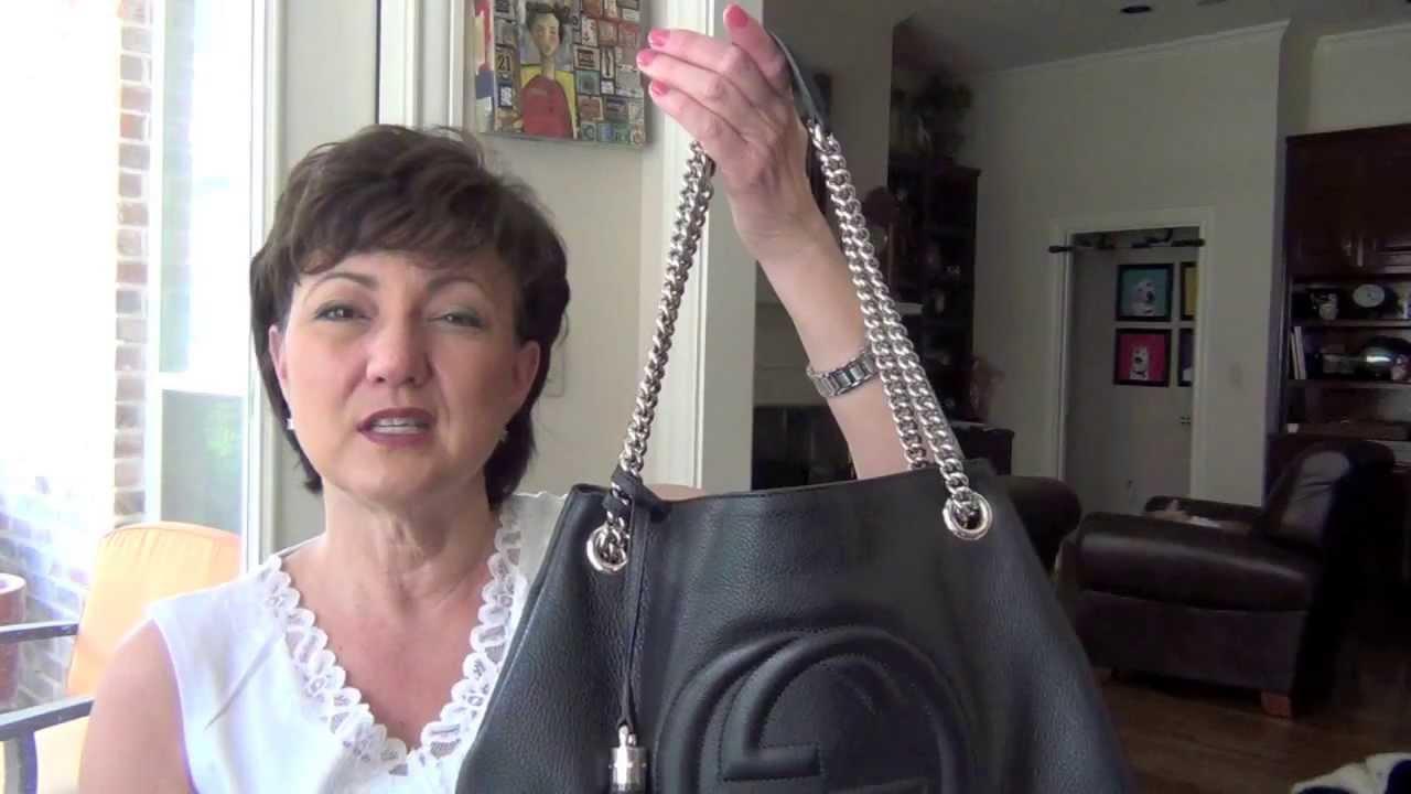 Gucci Soho Medium Shoulder Bag Reviews 63