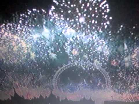 London ~ New Year 2012 Celebrations.3gp video