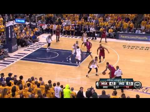 2013 NBA Playoffs: ECF Game 6 How LeBron James & Erik Spoelstra Let The Heat Down