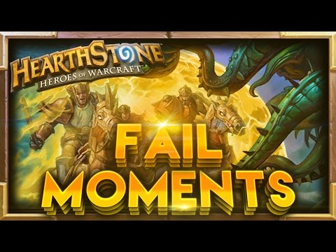 Hearthstone | Best Fail Moments 15