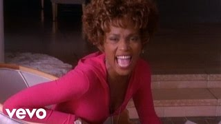 Whitney Houston - My Name Is Not Susan (Official Music Video With Rap)
