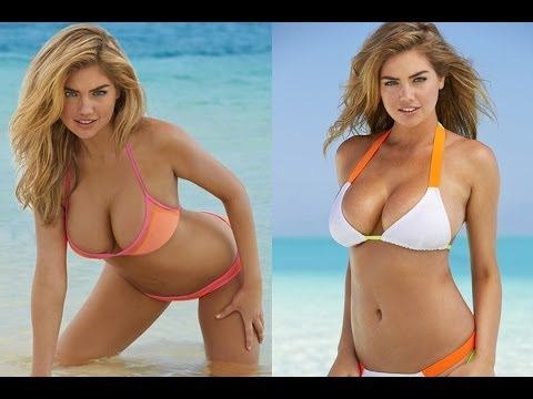 Kate Upton Shows Off Her Hot Body For Sports Illustrate Magazine