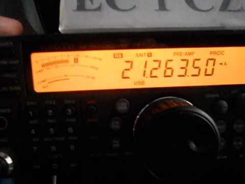 YM3KM- radio club konak Branch-TURKEY-09:04 utc - 31-Mar-2013 - 15 meters band