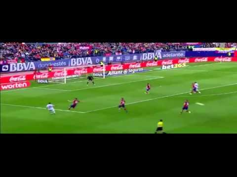 Diego Simeone, expulsado por el lanzamiento de un balón en un contragolpe del Málaga