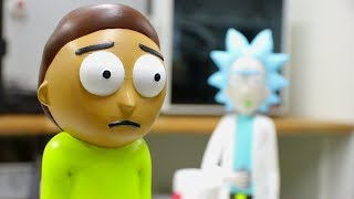 AWESOME 3D Printed Morty Smith - WOW!!!